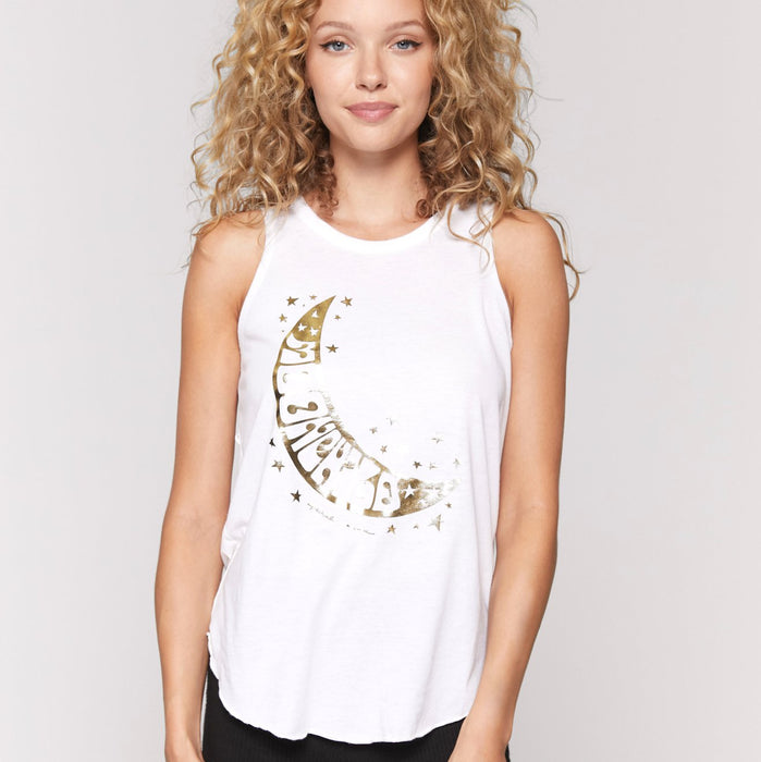 """The Moon Child"" tank top"