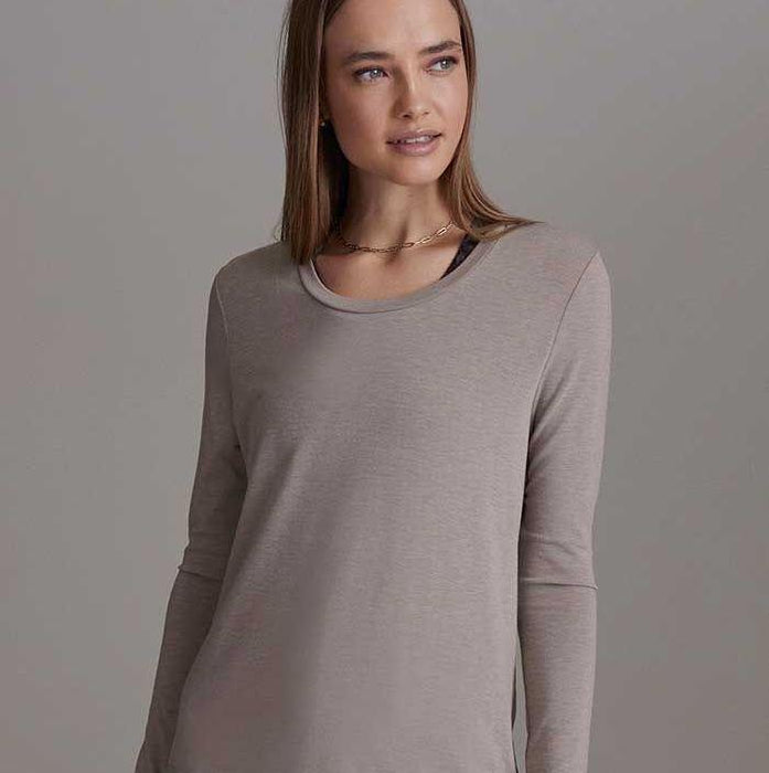 Deane T-Shirt - Taupe