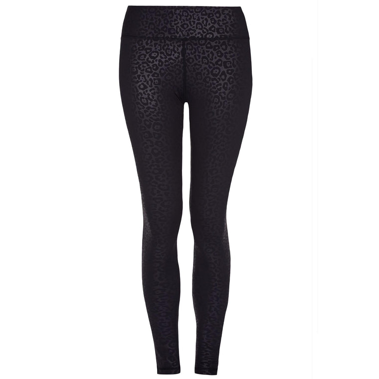 Legging Eclipse Cat - Noir - Yoga Leggs