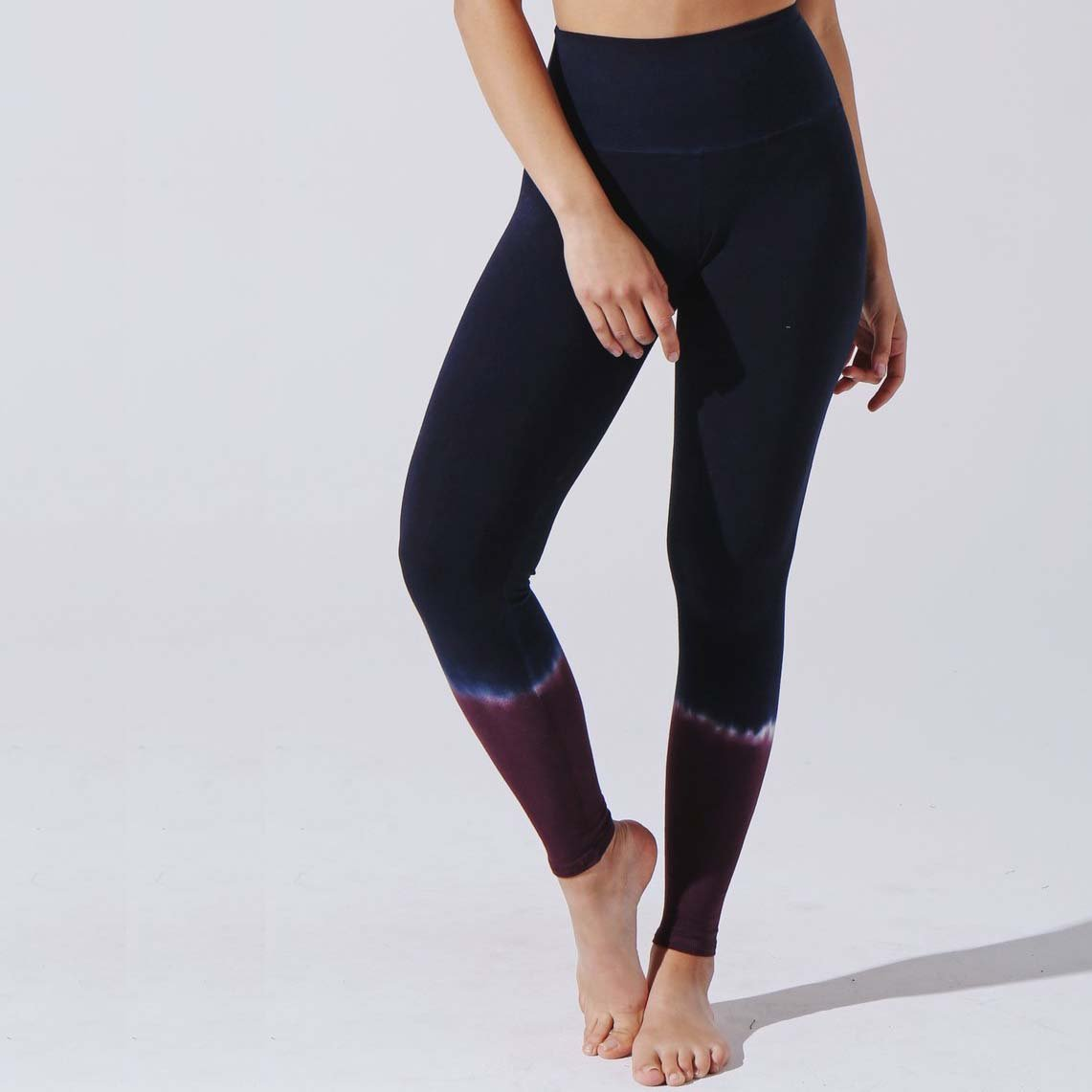 Sunset Leggings - Omber Dusk