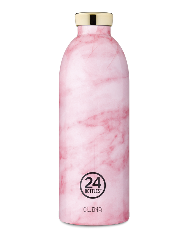 Bouteille Clima Marble - Pink