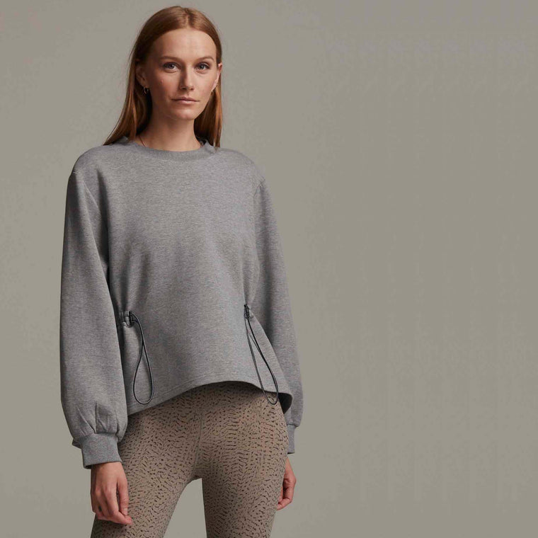 Bella Sweatshirt - Gray