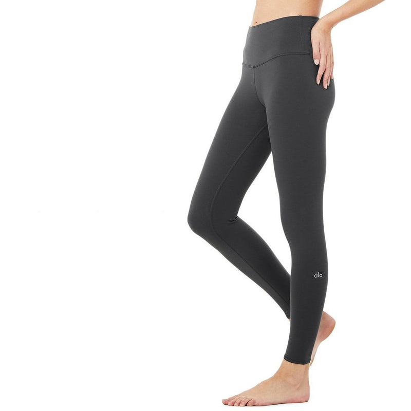 Airbrush Leggings - Anthracite