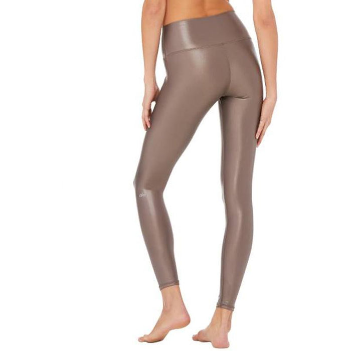 Shine Airbrush Leggings - High Waist