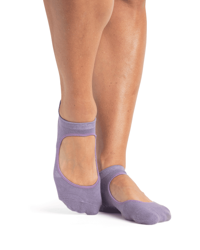 Josie Purple Socks