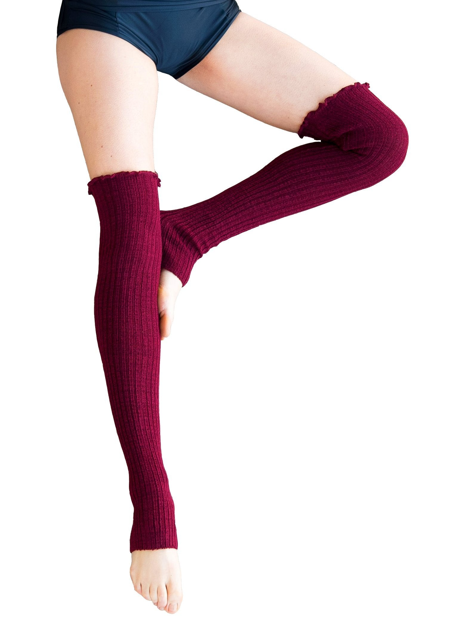 Leggings 62 cm - Bordeaux