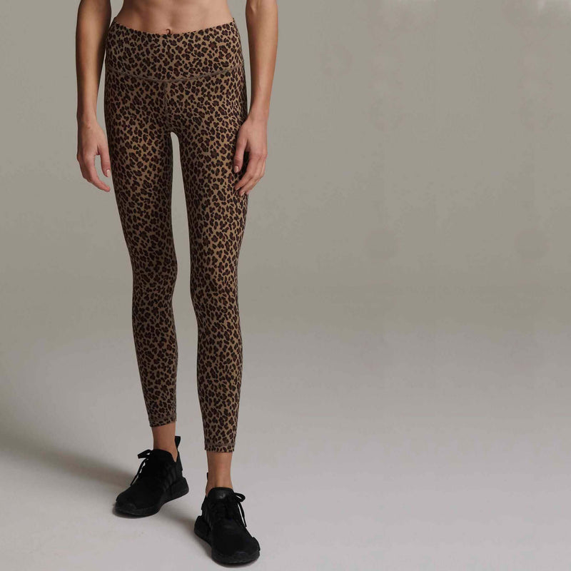 Legging Century - Coffee Cheetah