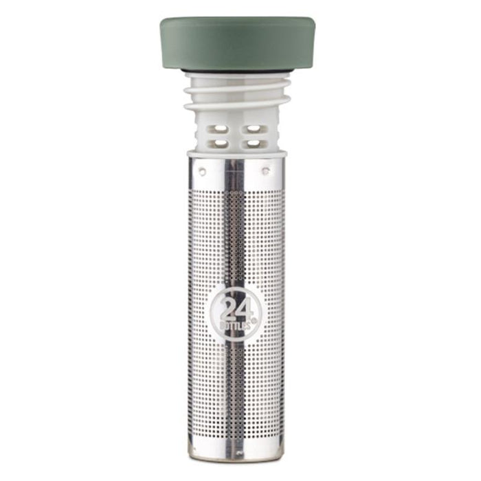Infuser cap - green