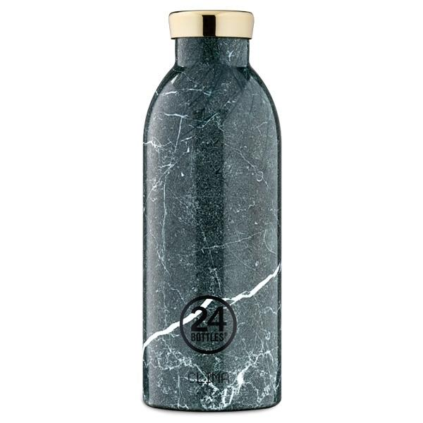 Clima Marbre bottle - green