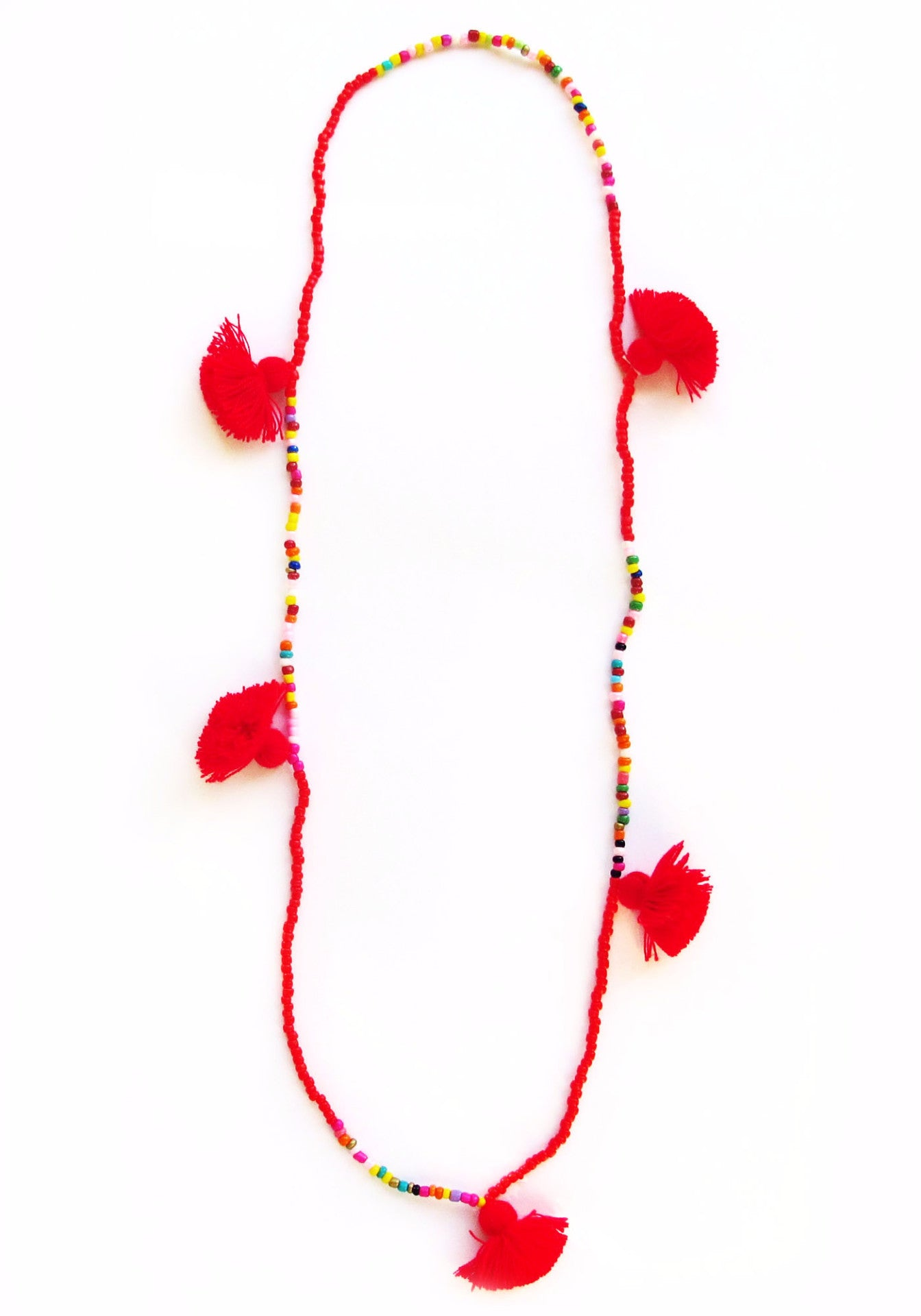 starlet product lfk tassel jewels necklace beaded