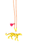 Cheetah Baby Buddy Necklace