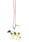 Cow Baby Buddy Necklace