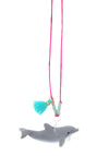 Dolphin Baby Buddy Necklace