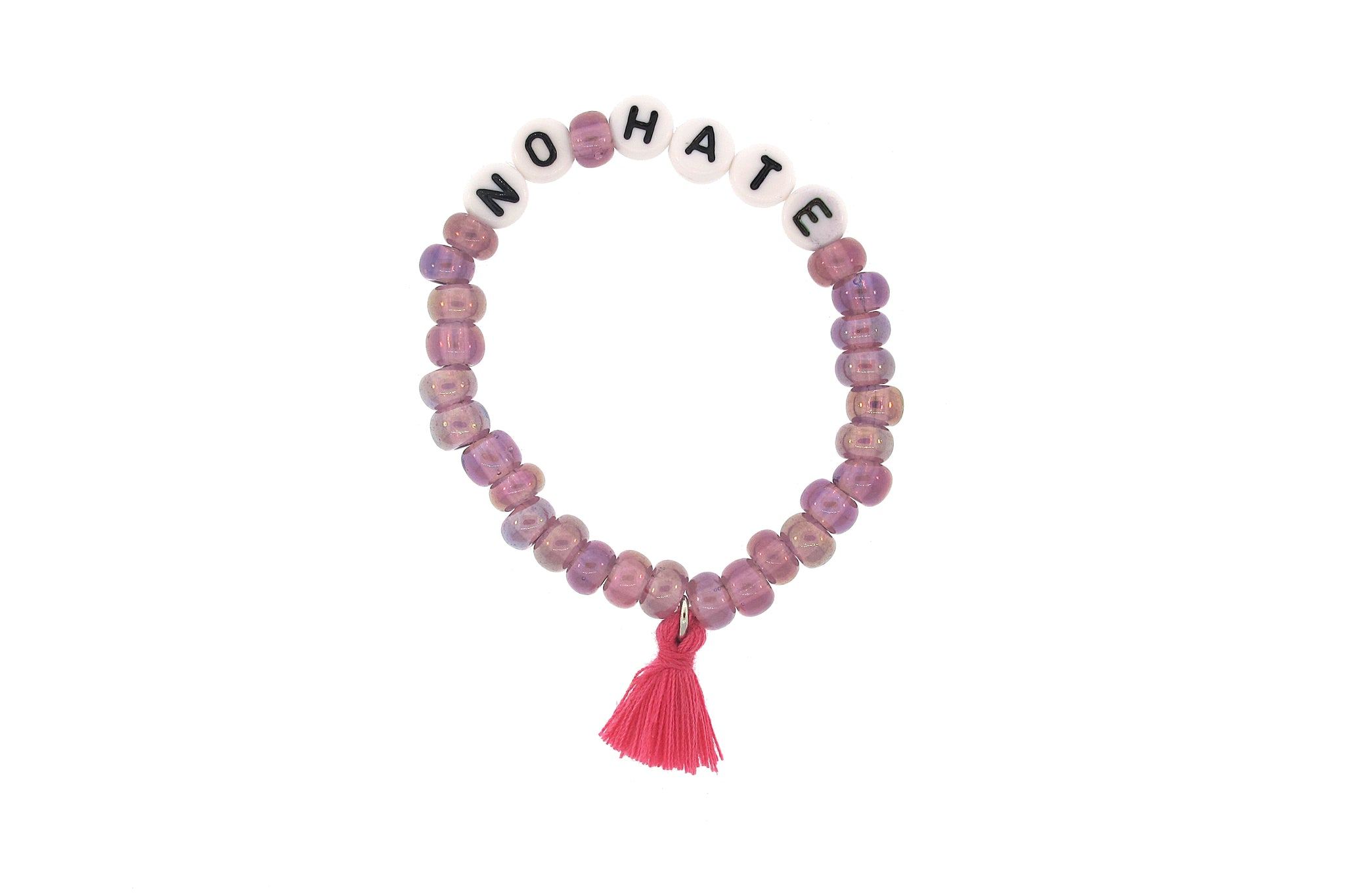 girl nohate sadie no moon s products power bracelet stretch hate