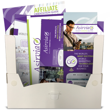 Affiliate Marketing Packs - 25 Packs Per Bundle