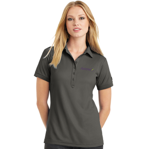 Women's Casual Polo - Grey