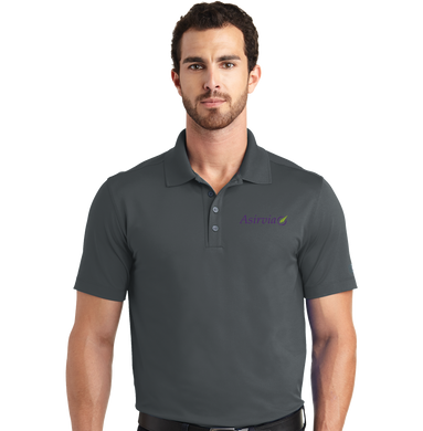 Men's Performance Polo - Grey