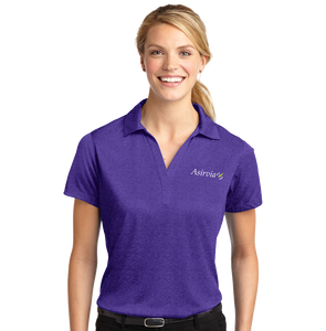 Women's Performance Polo - Purple