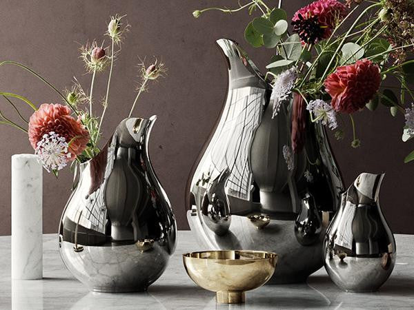 Vases Tagged Living Georg Jensen
