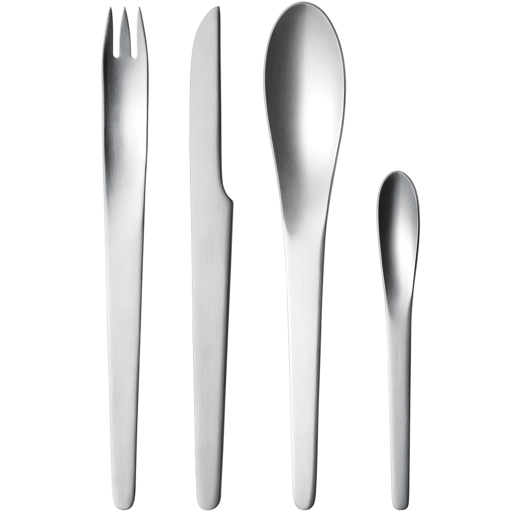 Arne Jacobsen 24 Pieces Set (6X 011, 012, 017, 033)