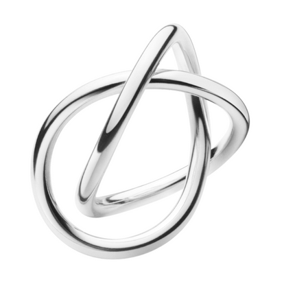 Alliance Single Ring - Sterling Silver