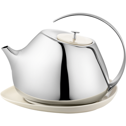 Helena Teapot With Coaster, 1,3 L
