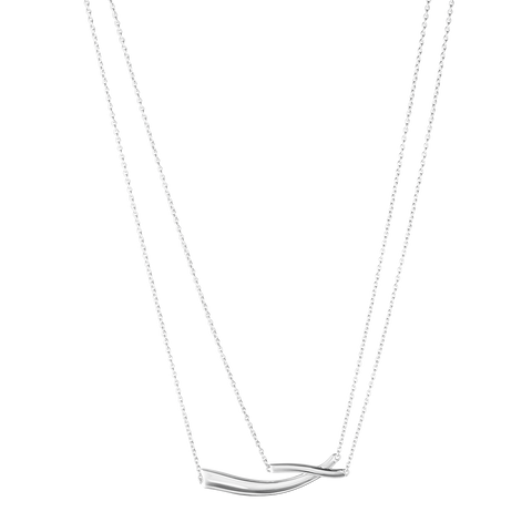 Marcia Pendant - Sterling Silver