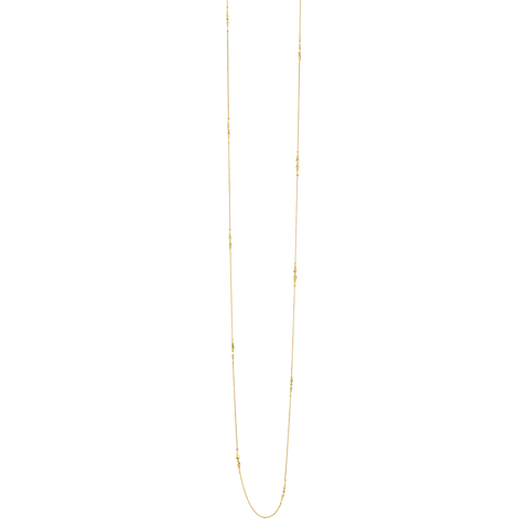 Neva Sautoir - 18 Kt. Yellow Gold