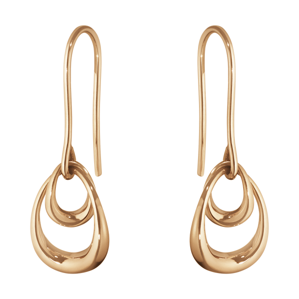 Offspring Earrings - 18 kt. Rose Gold