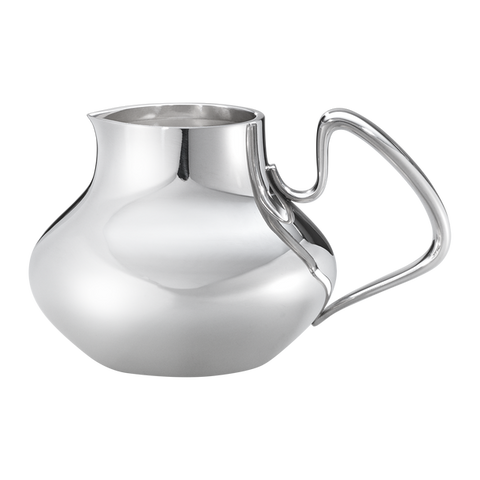 Koppel Creamer With Silver Handles