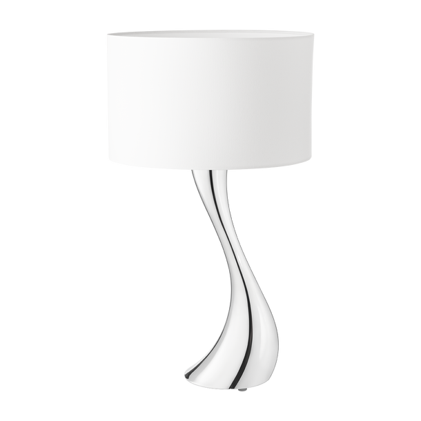 Georg Jensen Cobra Lamp, White, Small