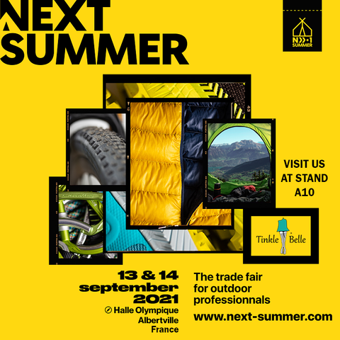 Visit us in Albertville, France at the Next Summer Tradeshow September 13-14! We'll be in booth stand number A10, Crème Fraîche