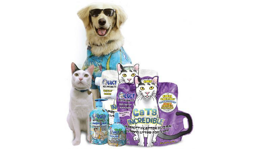 Why buy Lucy Pet Formulas for life?