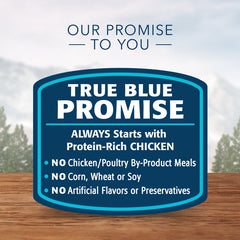 Blue Buffalo Wilderness Grain Free Beef & Chicken Canned Dog Food