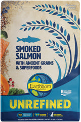 Earthborn Holistic Unrefined Smoked Salmon with Ancient Grains & Superfoods Dry Dog Food