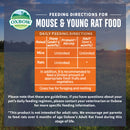 Oxbow Animal Health Essentials Mouse & Young Rat Food All Natural Mouse & Young Rat Food
