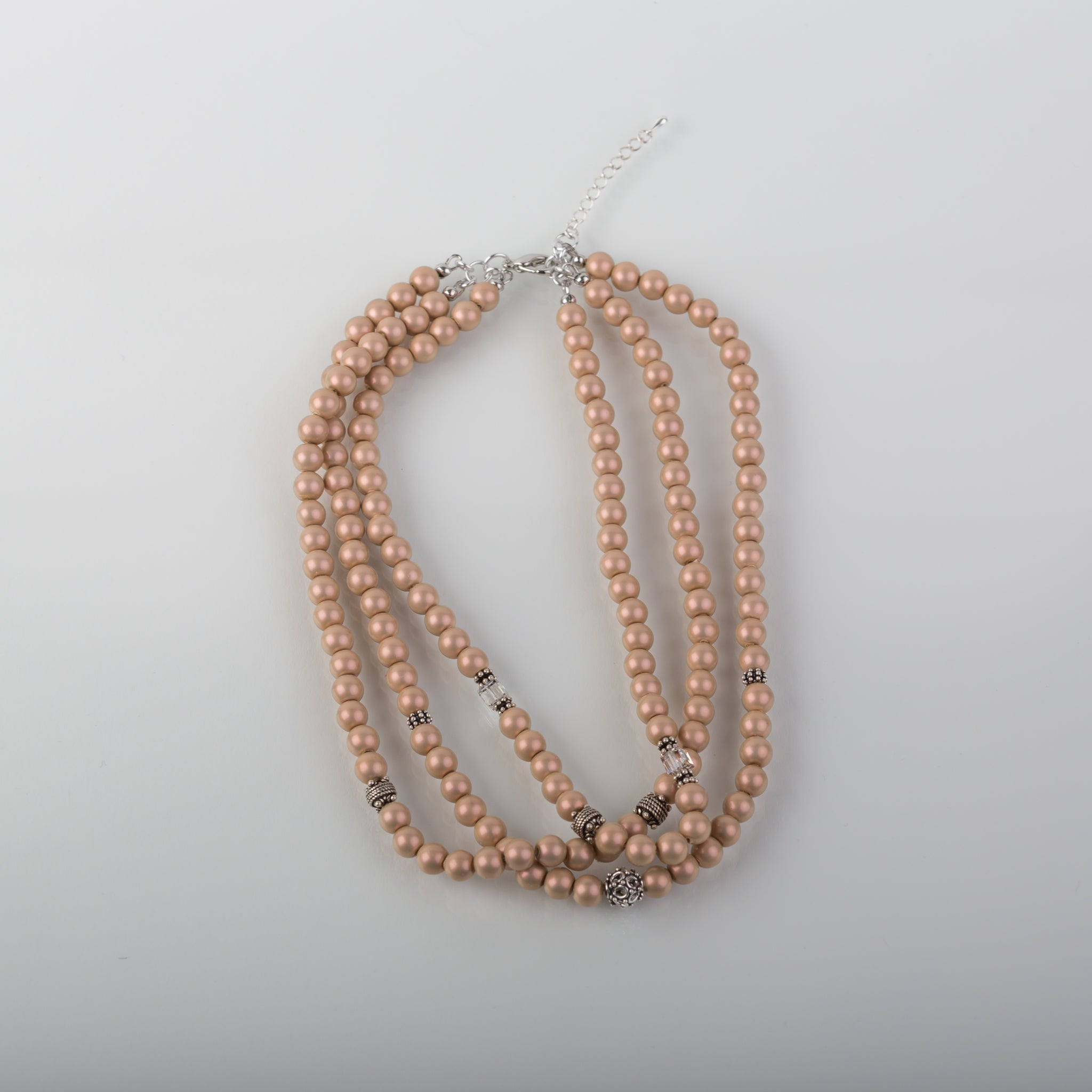 blush shop dot eloisa statement necklace stella necklaces