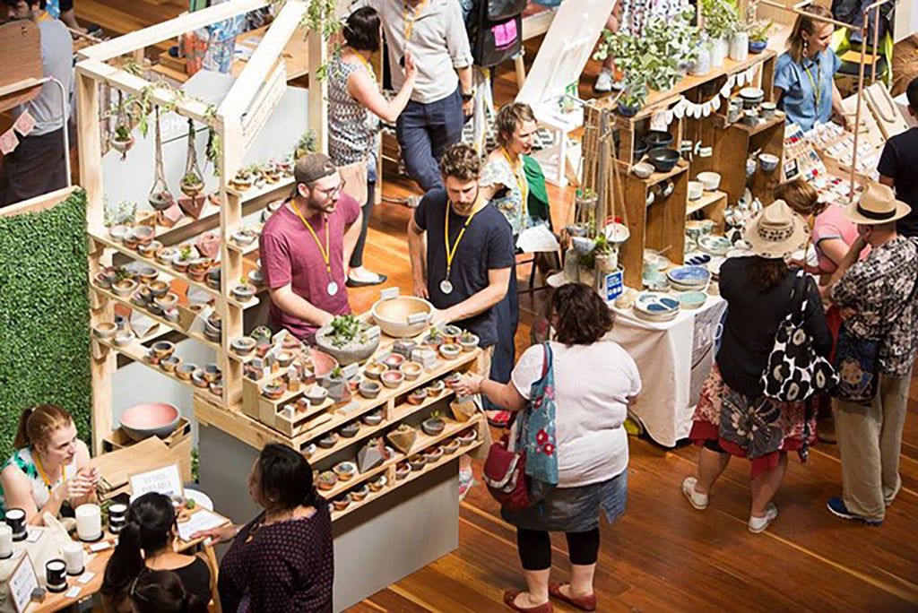 Get your creative treasures at this winter's Finders Keepers market
