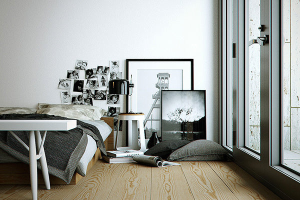 Keeping it classy with monochrome interiors
