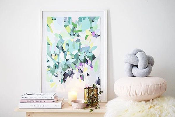 5 tips to hanging wall art perfectly every time.