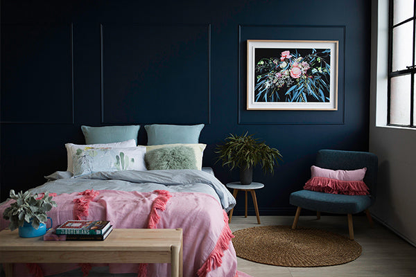 4 ways to decorate away the winter blues