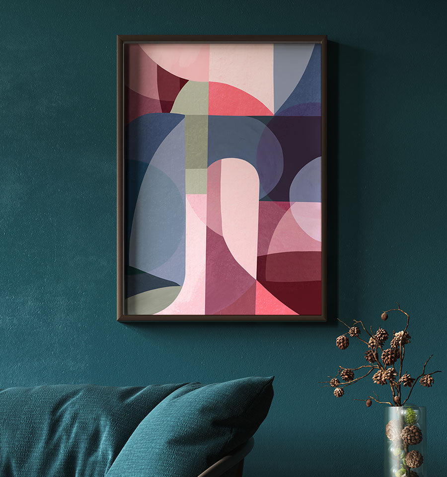 Natalie Abstract Fine Art Print