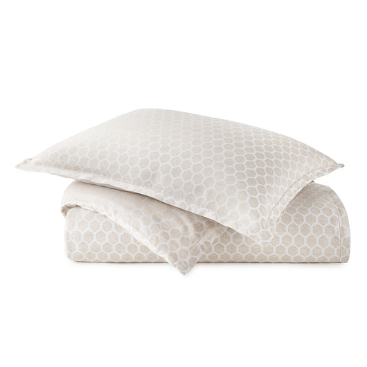 Honeycomb Reversible Duvet Cover