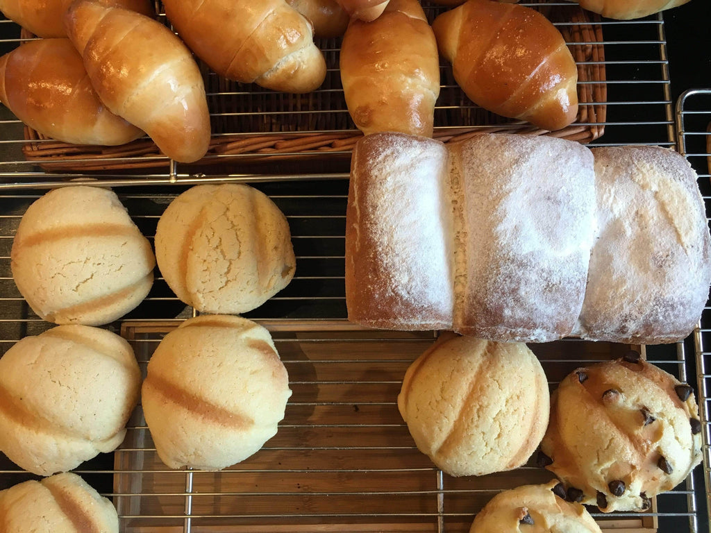 Japanese bakery in London? It's 100% authentic and great!