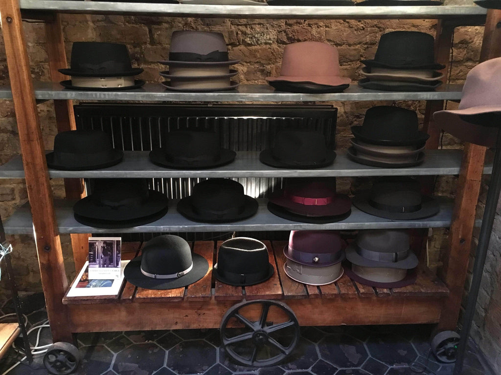 CA4LA - Japanese Hat Shop hidden in Shoreditch