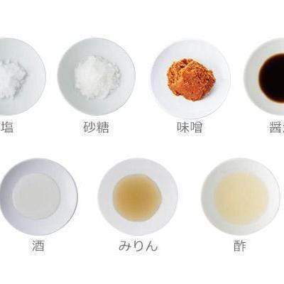 5 Essential Seasonings for Japanese Food