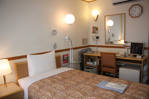 Japanese business hotel -room