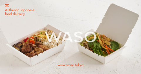 Best Japanese bento delvery in London - WASO