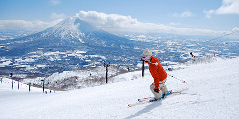 Niseko village is famous sky resort in Hokkaido. Has been extremely popular for Aussies.
