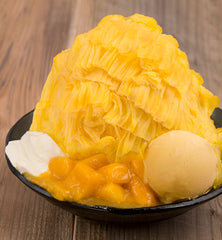 Japanese shaved ice - Kakigori かき氷
